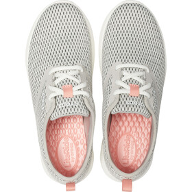 Crocs LiteRide Mesh Lace Chaussures Femme, pearl white/white